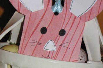 Peek-A-Boo Bunny Tags