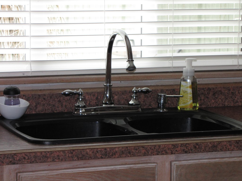 organize everything under the kitchen sink clean and scentsible. beautiful ideas. Home Design Ideas