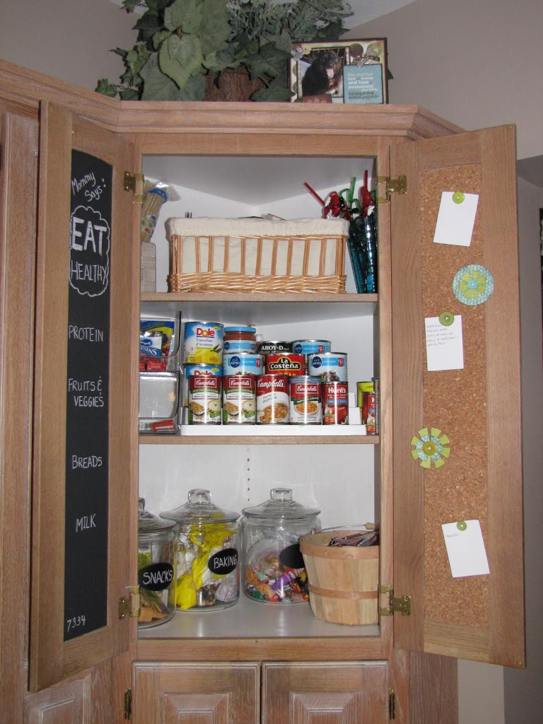 Organize Everything The Pantry And Some Extra