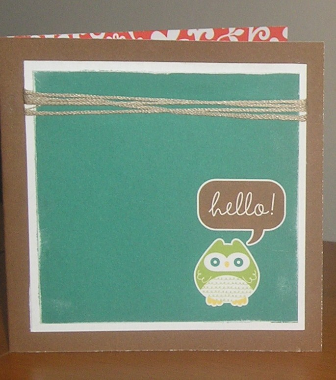 Scrapbook Saturday No 3 Quick And Easy Cards Clean And Scentsible