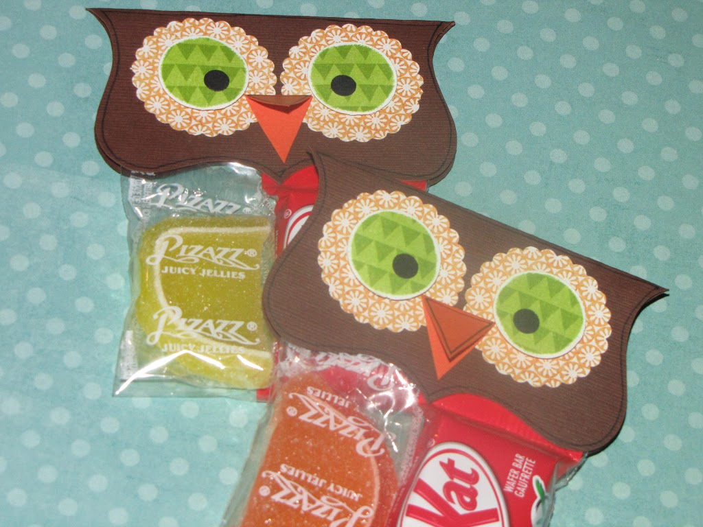Owl Treat Bags Clean And Scentsible