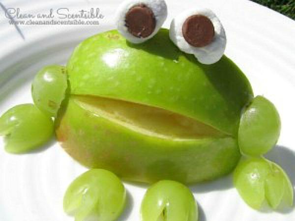 Apple-Frog