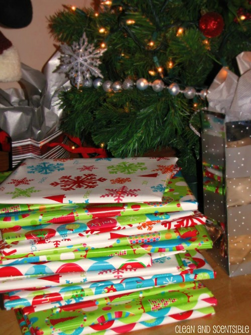 Chrsitmas Book Advent - Wrap up your favorite Christmas books and have your child unwrap one per night leading up until Christmas.