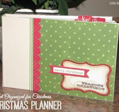 Cute Christmas Planner!