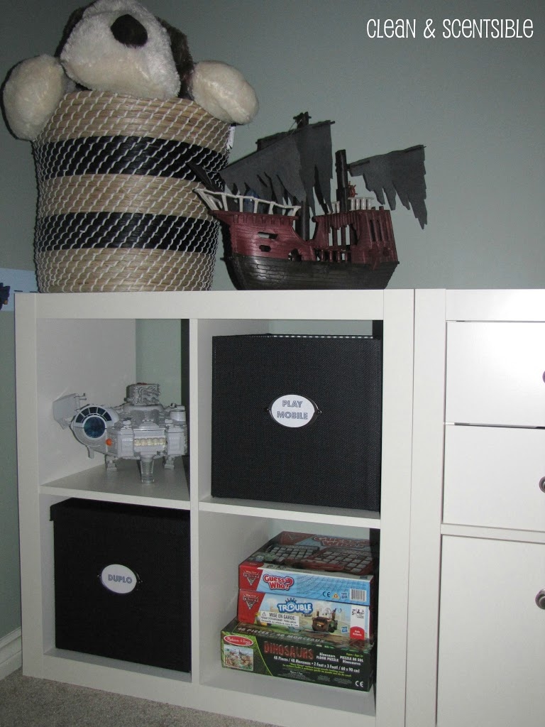 Organizing With The Ikea Expedit Clean And Scentsible