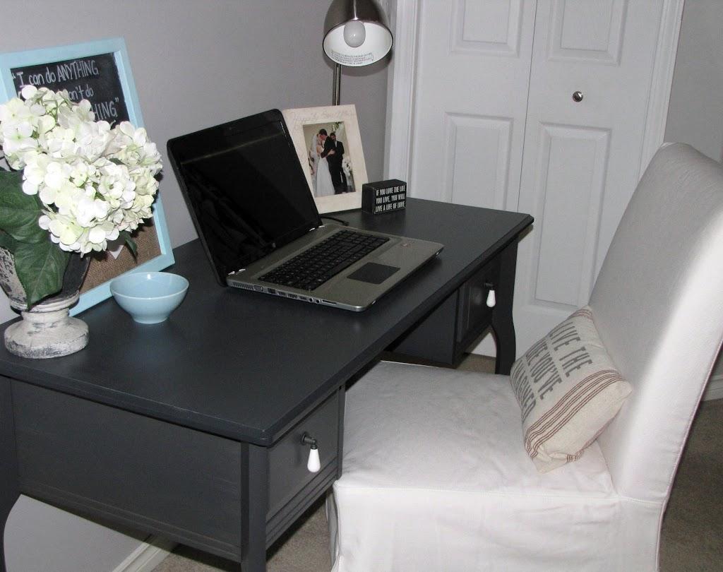 Master Bedroom Progress The Desk