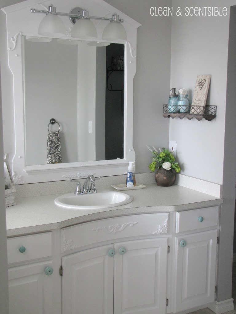 Master Bathroom Part 2 Clean And Scentsible
