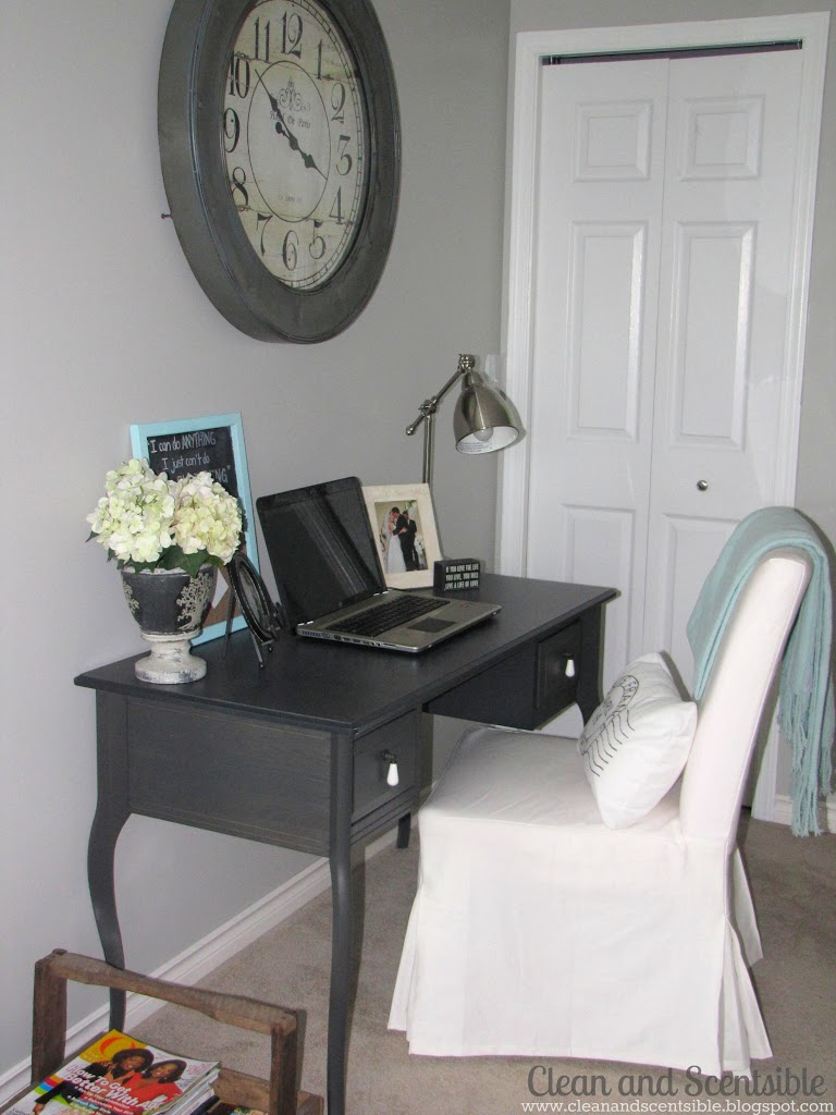 Master Bedroom Up Or Down master bedroom makeover - clean and scentsible