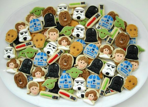 Star Wars party food ideas.