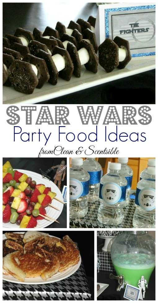 photograph regarding Frozen Party Food Labels Free Printable titled Star Wars Get together Food items - Contemporary and Scentsible