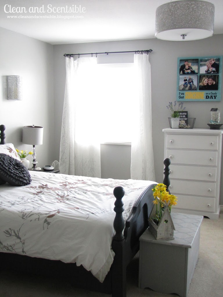 Master Bedroom Makeover Master Bedroom Makeover Clean And Scentsible