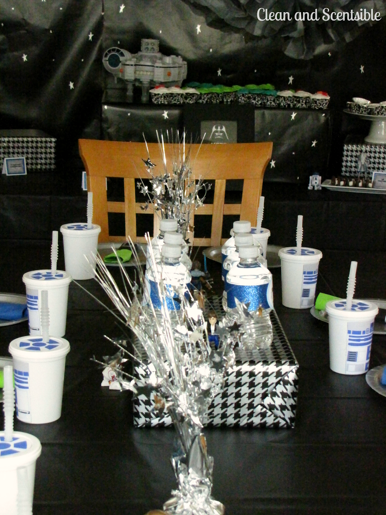 Star Wars Party Decor Clean And Scentsible