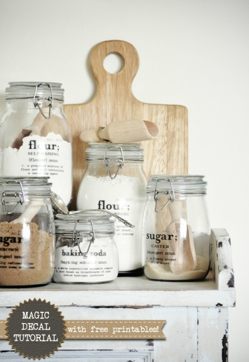Easy tips and tricks to get organized!