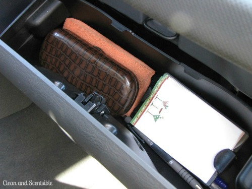 Tips and tricks for organizing and cleaning your car.