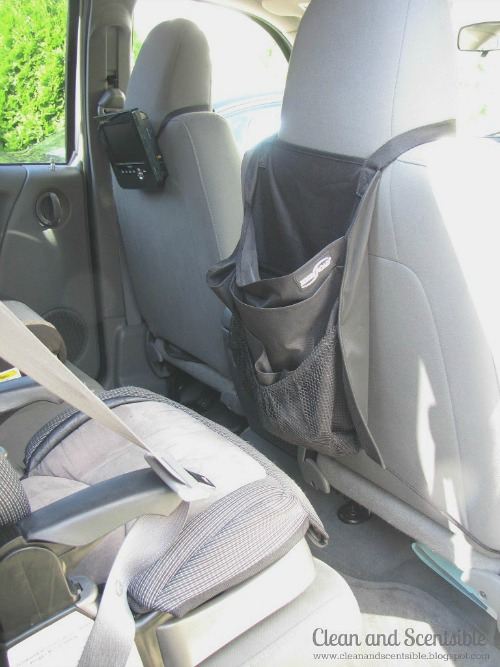 Tips and tricks for organizing and cleaning your car!