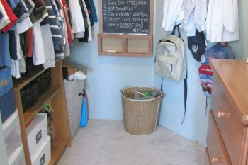 How to Organize Kids' Closets