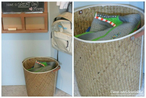 Tips for organizing kids' closets. // cleanandscentsible.com