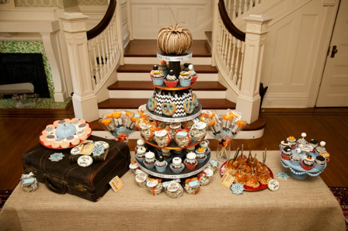 Tons of fabulous Halloween party ideas!