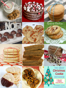 Christmas Cookie Exchange Party - Come Link YOUR Recipe!