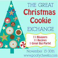 The Great Cookie Exchange Party Link Up Clean And Scentsible