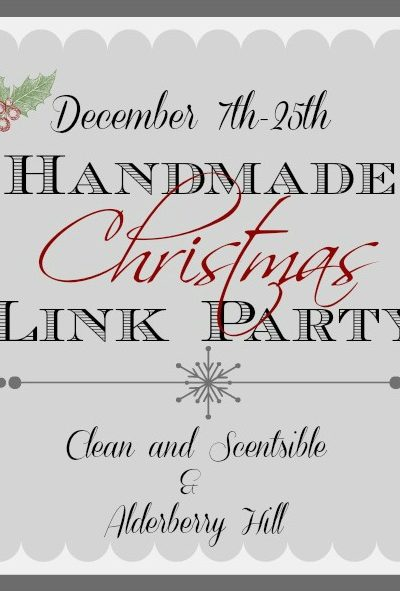 Handmade Christmas Link Party