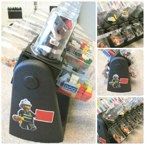 Top Organization Projects of 2012: Lego Organization Ideas