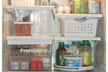 How to Organize the Fridge and Freezer {The Household Organization Diet}