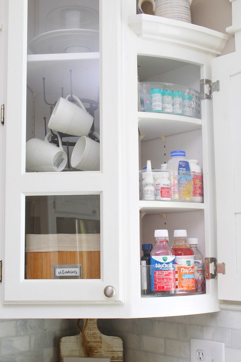 Kitchen Cabinet Organization Ideas Clean And Scentsible