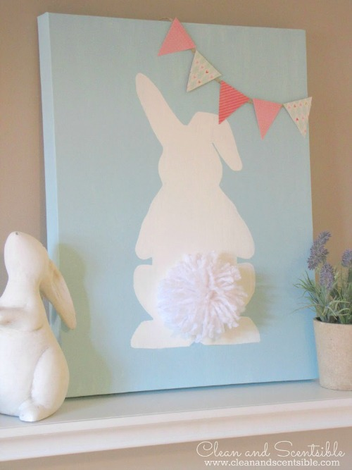 Easy Easter Art Idea