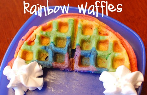 Awesome rainbow ideas for St. Patrick's Day