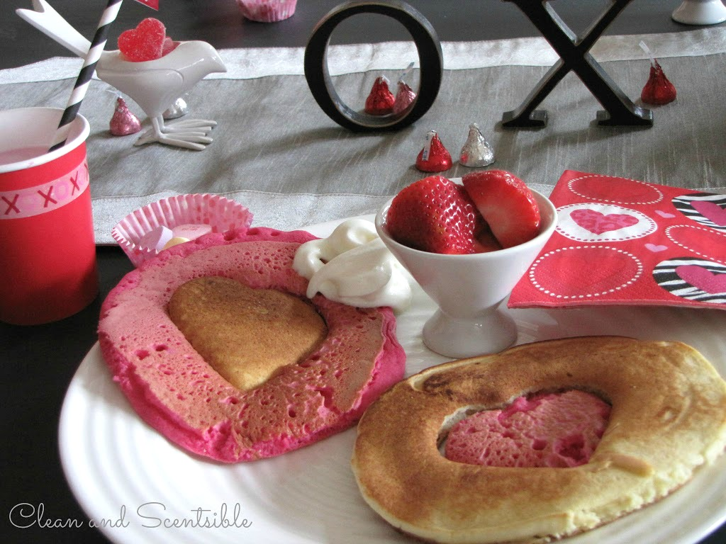 fun valentines day breakfast ideas clean and scentsible - Valentines Day Breakfast Ideas