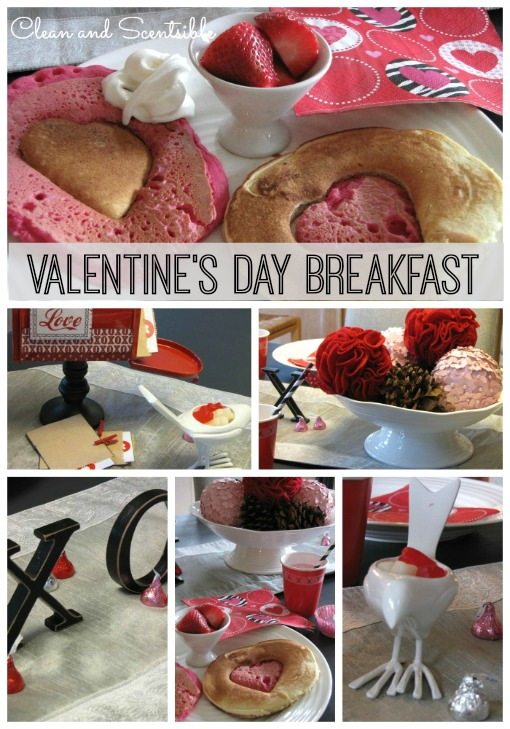 Fun Valentineu0027s Day Breakfast