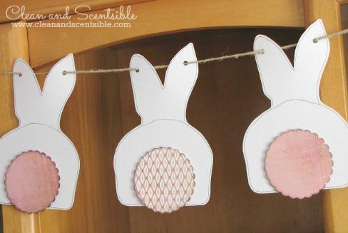 Cute bunny bunting!!