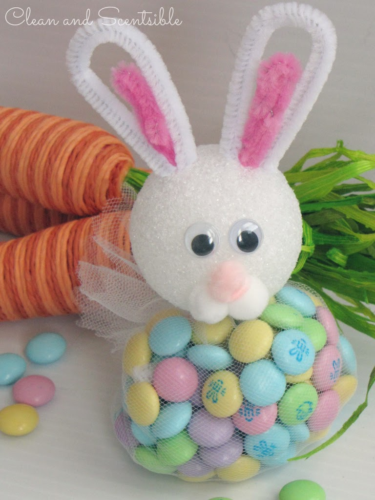 Easter Bunny Treats Clean And Scentsible