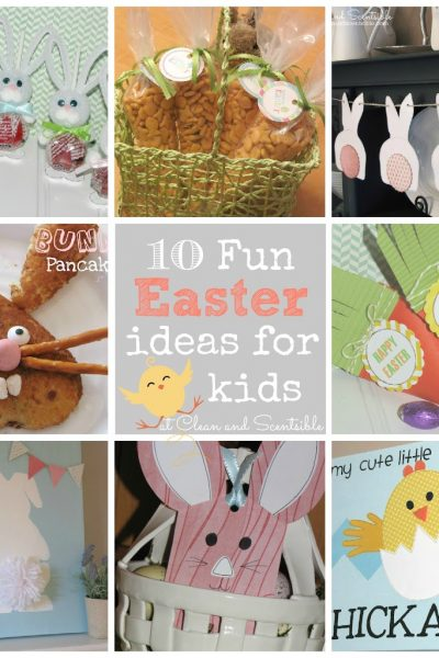 10 Fun Easter Ideas for Kids