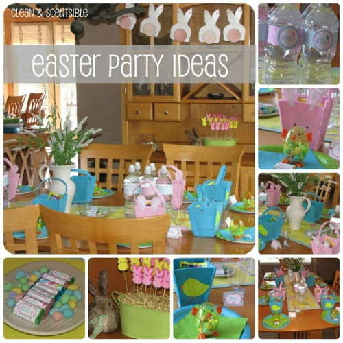 Lots of fun Easter ideas to do with kids!