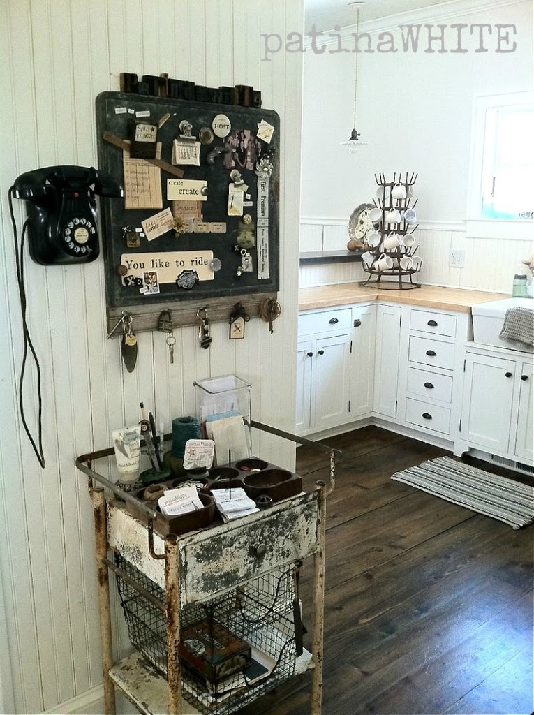 Kitchen Message Center Ideas Designyou