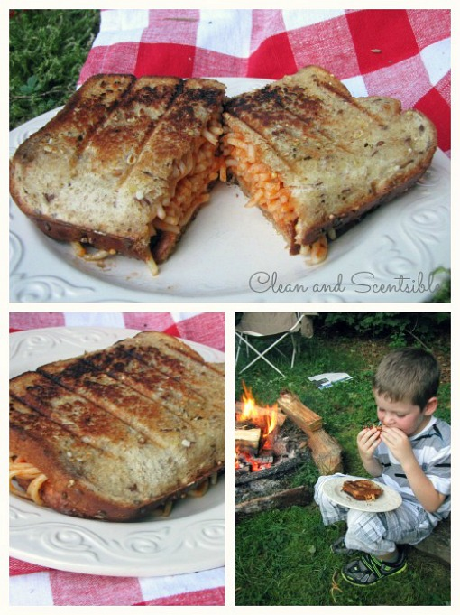 Yummy Camping Pie Iron Recipes