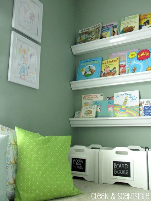 How to Organize Kids' Rooms {from The Household Organization Diet}