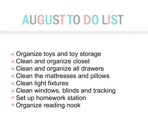How to Organize Kids rooms {from The Household Organization Diet}