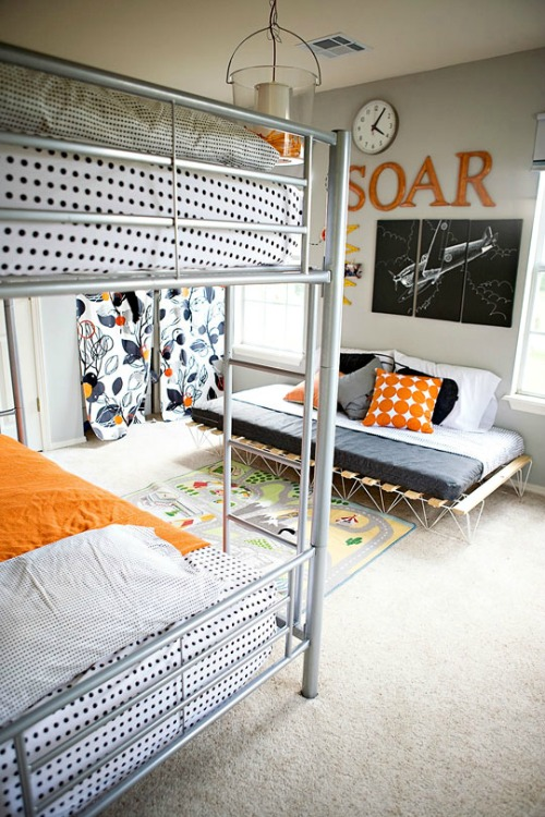 Cheap Kids Bedroom Ideas 3 Interesting Decorating Design