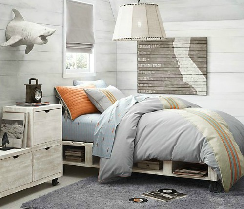 Inspirational Boys' Bedrooms
