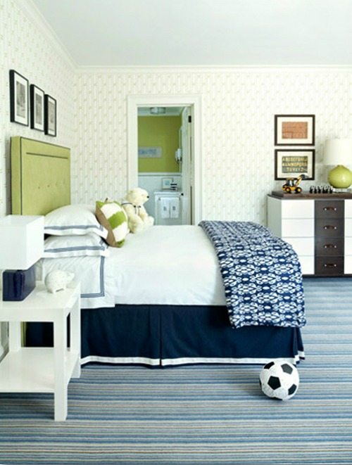 Inspirational boys 39 bedrooms clean and scentsible for Clean bedroom designs