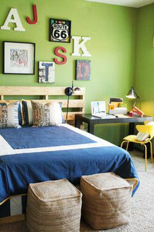 I love all of these boys' bedroom ideas!