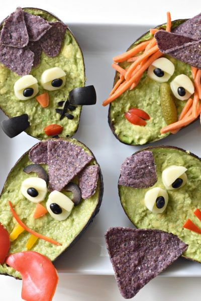 Healthy Halloween Food Ideas