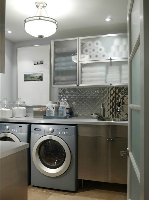 Laundry Room Inspiration And The September Household