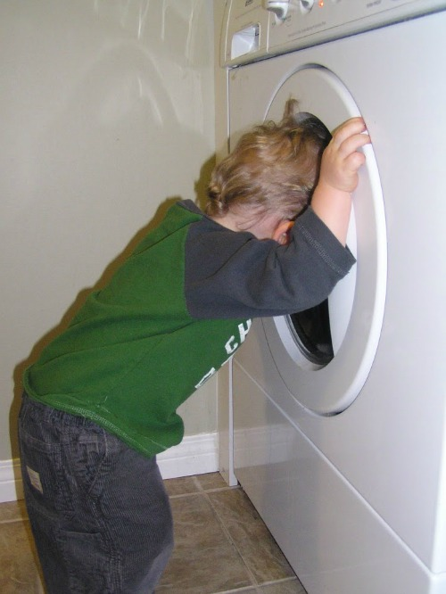 eliminate odor in washing machine