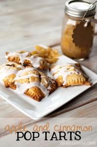 apples and cinnamon pop tarts: Carissa Miss