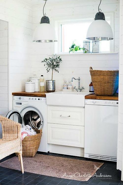 Fabulous laundry room inspiration ideas!