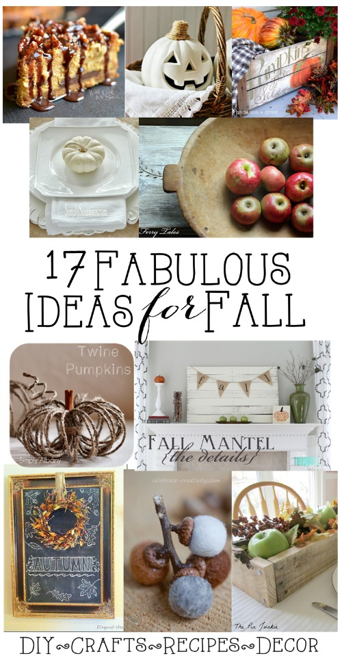 Roundup 10 Inspiring Budget Friendly Bedroom Makeovers: 17 Fabulous Fall Ideas {Party Features}